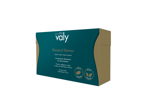 Adelgaza saludablemente con Valy Botanical Slimmer