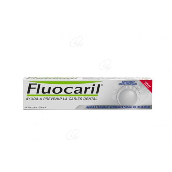 Fluocaril Blanqueador Acción Prolongada 125ml