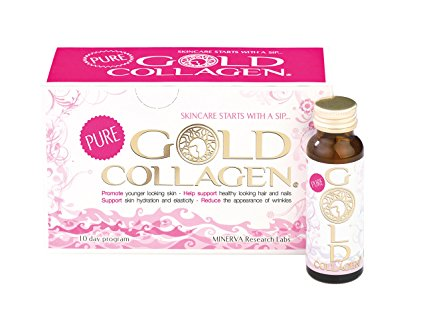Gold Collagen Pure 10 Dias