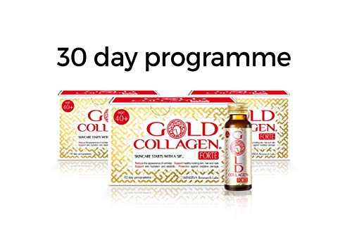 Gold Collagen Forte Pack 3 cajas