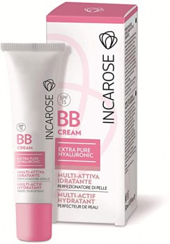Incarose BB Cream Hyaluronic 30ml